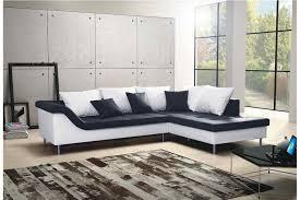 canape angle noir et blanc canape d angle en solde 5 canap233 dangle design elvis