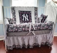 Yankees Crib Bedding New York Giants Crib Bedding Set Tokida For