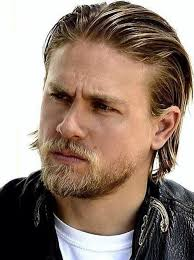 charlie hunnam jax teller long comb back hairstyle cool men s hair