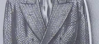 What Is Drape The Drape Cut Explained U2014 Gentleman U0027s Gazette