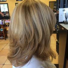 medium layered haircuts over 50 80 best modern haircuts and hairstyles for women over 50