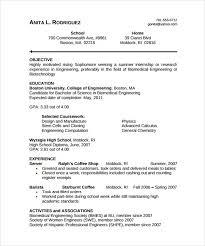 Resume For Engineering Jobs by Download Biomedical Engineer Sample Resume Haadyaooverbayresort Com