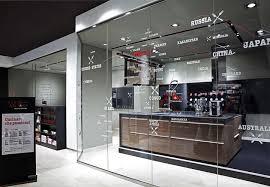 kitchen store design mondadori cook shop by hangar design group milan finders