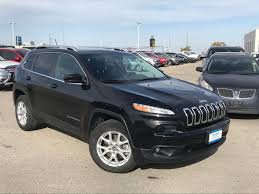 jeep cherokee 2015 price used 2015 jeep cherokee north black in winnipeg 22999 0