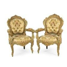 Eloquence One Of A Kind Vintage French Gilt Cane Louis Xvi Style Twin Bed Pair Pair Of Italian Rococo Polychrome Twin Beds Invaluable Com