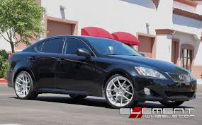 lexus is 250 tire size lexus is300 is250 is350 wheels and tires 18 19 20 22 24 inch