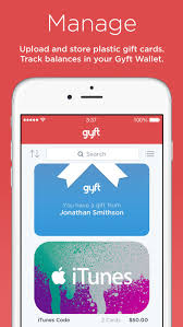 mobile gift cards gyft mobile gift card wallet on the app store