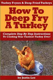 the best book on how to fry a turkey now on how