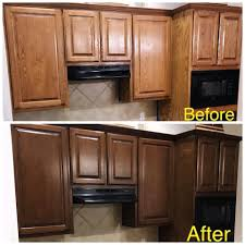 how to sand and stain kitchen cabinets change the color of your kitchen cabinets and other woodwork