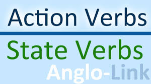 Resume Action Words By Category Action Verbs Vs State Verbs Learn English Tenses Lesson 5