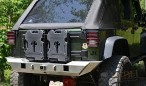 jeep wrangler road bumper knuckles road jeep wrangler jk 2007 2014 rear bumper