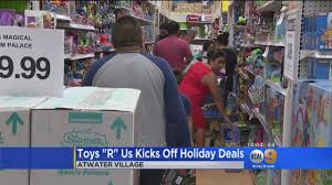 toys r us stores get a start on black friday