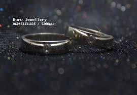 harga cincin jewelry model cincin kawin palladium 2016 by roro jewellery bridestory