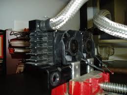 oil cooler with fan mounting big sky oil cooler fans page 2 harley davidson forums
