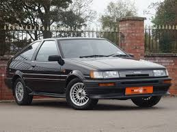 1986 toyota corolla gt coupe 34 990