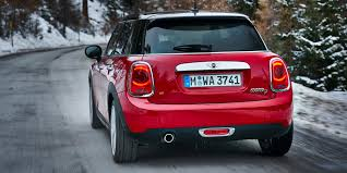 hydrogen fuel cell cars creep 2018 mini hatch and convertible get new dual clutch transmission