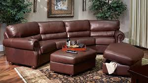 Brown Leather Chair With Ottoman United Leather Furniture Gallery Furniture