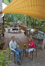 Backyard Shows Backyard Kitchens Grow In Popularity And Sophistication
