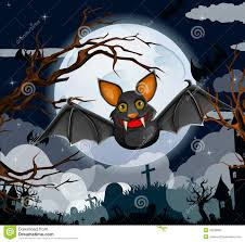 cartoon halloween background cartoon halloween bat flying royalty free stock photo image