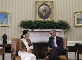 obama says u s is prepared to lift sanctions against myanmar