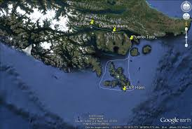Cape Horn Map Franck Cammas Will Sail To Round Cape Horn In A Foiling Catamaran