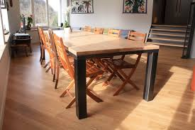 Table Salle A Manger Rustique by Awesome Grande Table Salle A Manger Photos Design Trends 2017