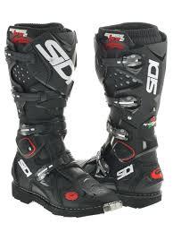 sidi crossfire motocross boots sidi black crossfire 2 mx boot sidi freestylextreme australia