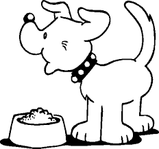 Dog Coloring Pages For Kids Dogs Coloring Pages