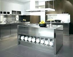 kitchen islands with stainless steel tops steel top kitchen island clay ss steel kitchen table top ss steel