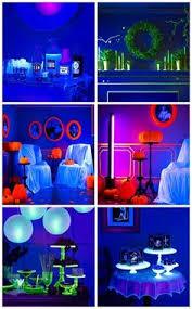 Halloween Glow In The Dark Decorations by Resultado De Imagem Para Festas Neon Festa 10anos Pinterest