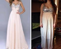 here u0027s why you should never buy your prom dress online