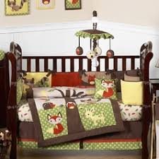 woodland animals baby bedding forest baby bedding and forest crib bedding for boys and girls by