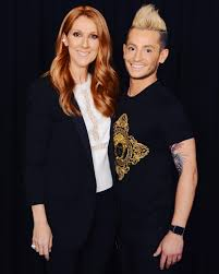 frankie grande meets celine dion and his life will never be the