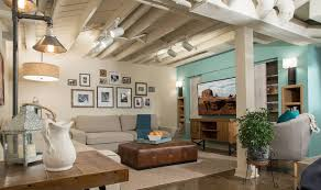 cool unfinished basement remodeling ideas for any budget decor snob