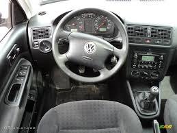 volkswagen dashboard 2002 volkswagen golf gls sedan black dashboard photo 54288269