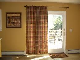 Sliding Patio Door Curtain Ideas Chic Sliding Patio Door Window Treatments Doorwall Window