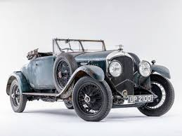 classic bentley coupe medcalf collection 1928 vintage bentley found in london home