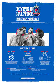 thanksgiving halftime show pepsi launches search for most hyped hometown in america