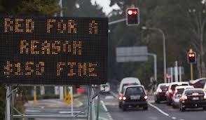 fine for running a red light red light cameras get go ahead stuff co nz