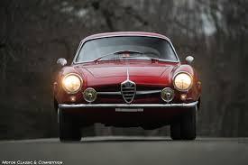vintage alfa romeo giulia 61 alfa romeo giulietta sprint speciale