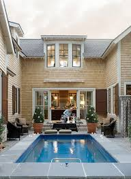 Patio That Turns Into Pool 23 Small Pool Ideas To Turn Backyards Into Relaxing Retreats