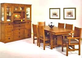 mission style dining room set mission style dining room furniture beautyconcierge me