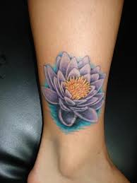 image result for water lily tattoo tatts pinterest water
