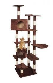 new cat tree 80 condo furniture scratching post pet cat kitten