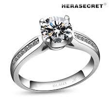 ladies rings diamond images Amazing fire color 1 ct high simulation sona diamond ring diamond jpg