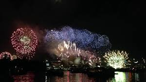 Botanic Gardens Open Air Cinema 2015 Sydney Fireworks From St George Openair Cinema Royal