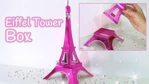 diy eiffel tower themed projects add parisian charm