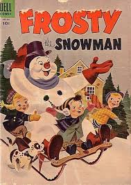 193 frosty snowman images christmas