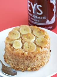 banana upside down cake baked oatmeal the breakfast drama queen