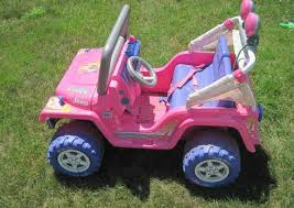 jeep power wheels for girls here u0027s why no toy could inspire more jealousy than a barbie power